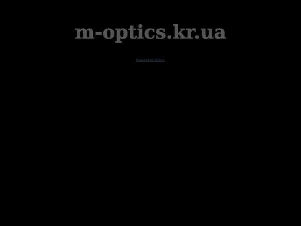 m-optics.kr.ua