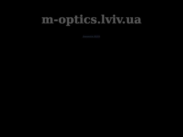 m-optics.lviv.ua